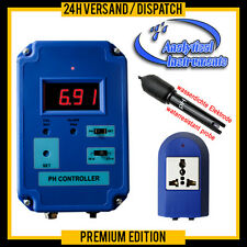 PH/Temp-contrôleur/pH-régulateur/pH-mètre co2 appendice p24