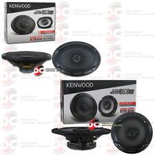 """KENWOOD KFC-6966S 6""""x 9"""" 3-WAY SPEAKERS PLUS 6.5"""" 2-WAY CAR COAXIAL SPEAKERS"""