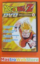 DRAGONBALL Z - DVD collection vol. 2 - episodi 5-6-7-8 - DVD DeAgostini [dv35]