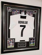 ** RARE Cristiano Ronaldo of Juventus Juve Signed Shirt Autographed Jersey**