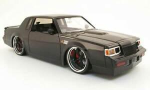 RARE JADA COLLECTOR'S CLUB 1987 BUICK GRAND NATIONAL 1/18 DIECAST CAR