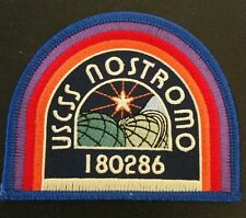 Replica USCSS Nostromo Patch Bam Box Exclusive- May 2017 Alien Space Covenant