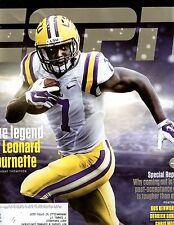ESPN Magazine - Nov 9, 2015 - LSU Leonard Fournette Cover - Tigers, NCAA, NFL