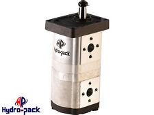 Doppelpumpe Tandempumpe 22A11X067/8.2X066 linksdrehend 11 ccm+8,2 ccm