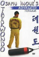 TAEKWONDO ADVANCED INSTRUCTION MARTIAL ARTS DVD NEW SELF DEFENSE SEALED