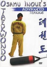 TAEKWONDO ADVANCED INSTRUCTION MARTIAL ARTS DVD NEW SELF DEFENSE SEALED