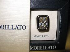 Anello donna MORELLATO acciaio zirconi istanti SJ209 misura 10