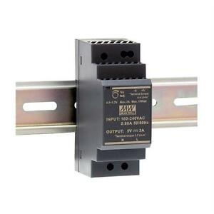 MeanWell HDR-30-48 36W 48V 0,75A Din Rail power supply DIN-RAIL
