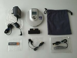 VINTAGE SONY DISCMAN PERSONAL / PORTABLE CD PLAYER D-NE900 WALKMAN SUPER RARE