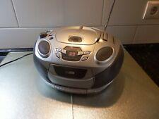 Tragbarer CD Player Okano mit Radio und Kassettenrecorder