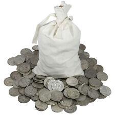 1 TROY POUND LB BAG 90% SILVER HALVES COINS U.S. MINTED NO JUNK PRE 1965