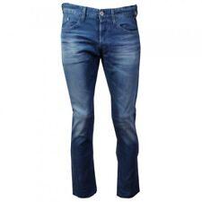 Waitom Hosengröße W34 Herren-Jeans aus Denim