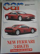 Car Jun 1987 Panther Kallista