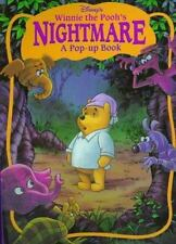 Disney's Winnie the Pooh's Nightmare: A Pop-Up Book-ExLibrary