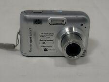 HP Photosmart M447 5MP Digital Camera with 3x Optical Zoom Silver