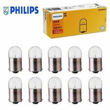 1-10 PHILIPS R10W 12V 10W BA15s Bremslicht Kennzeichen Blinker Lampe W12814CP