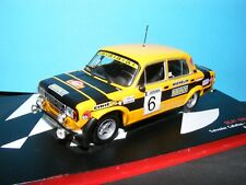 Seat 124 FL 1800 Group 4 Canellas/Sabater  RALLY Car 1977  in 1:43rd. Scale