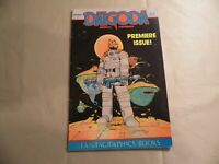 Dalgoda #1 (Fantagraphics 1984) Free Domestic Shipping