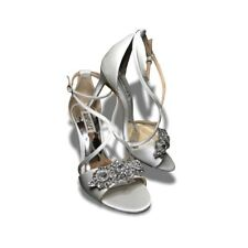 Badgley Mischka Vanessa Embellished Sandals Size 6
