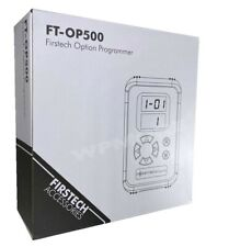 FirstTech Compustar Programming FT-OP500 Programmer - Latest Firmware Loaded