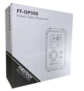 FirstTech Compustar Programming FT-OP500 Programmer - Latest Firmware Loaded