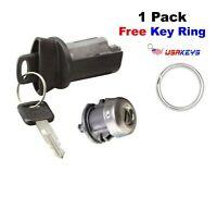 Dorman Ignition Lock Cylinder /& Tumbler Repair Kit for GM Buick Hummer