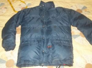 The North Face Sierra Brown Label Goose Down Jacket Puffer Vintage Nuptse USA XL