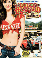 THE DUKES OF HAZZARD: The Beginning (DVD, 2007, Unrated Full Frame) New / Sealed