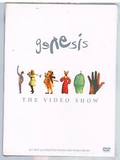 GENESIS THE VIDEO SHOW (2004)  DVD NUOVO SIGILLATO!!!