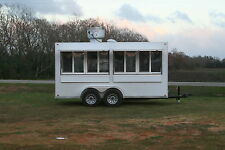 2020 7 x 14 Catering Concession Trailer / Kitchen