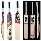 Model Pack of 2 Pcs KOOKABURRA BUBBLE II + GM MOGUL Cricket Bats Full Size SH