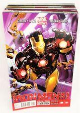 Lot of 31 Iron Man Comics #1-28+ Complete Set Lot Marvel Now Gillen 2013