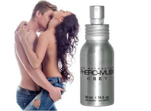 Männliche Pheromone PHERO-MUSK Grey 50 ml