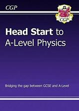 New Head Start to A-level Physics by CGP Books | Paperback Book | 9781782942818