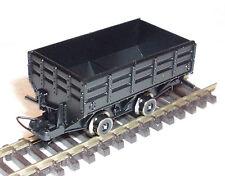 Roco 34606 - H0e/009 Open Planked Mine Wagon Set (2 Wagons) Boxed  T48 Post