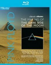 PINK Floyd-The making of the dark side of the Moon Blu-Ray PROGRESSIVE ROCK NUOVO
