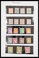 Lot 30512 Collection stamps of Curaçao 1873-1948.