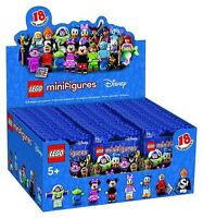 LEGO DISNEY COLLECTIBLE MINIFIGURES Sealed Case/box 60 Packs 71012 series 16 set