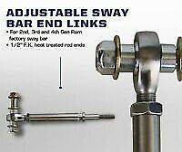 Carli Suspension Dodge Ram Sway Bar End Links 1994-2012+