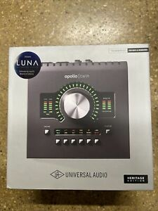 Universal Audio Apollo Twin MKII Heritage Edition Audio Interface