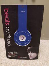 Beats By Dr Dre Solo Hd Blue Monster Controltalk