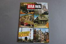 W979BRAWA Train catalogueHo N Z 1987 88 90 pages 29,7*20,8 cm Deutch diorama