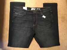 MARKS AND SPENCER SUPER SLIM MENS JEANS WASIT 38 LENGTH 33 BRAND NEW