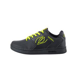 O'Neal Pinned Shoe Black/Neon Yellow 44