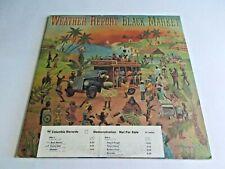 Weather Report Black Market LP 1976 Columbia Promo Vinyl Record