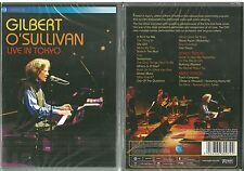 RARE / DVD - GILBERT O' SULLIVAN CONCERT LIVE TOKYO / NEUF EMBALLE - NEW SEALED