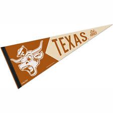 University of Texas Vault, Retro and Vintage Logo Pennant
