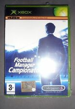 Xbox Football Manager Campionato 2005 ITA Videogame NO Consolle 360 One