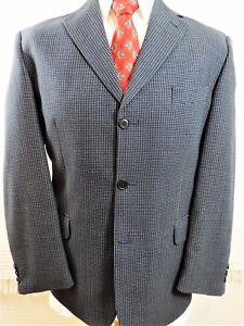Jaeger Blazer Mans Jacket UK Made of Italian Wool Quality Kit uk 38 EU 48 S