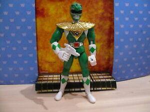 Original vintage Mighty Morphin Power Rangers 8 inch Green Ranger dragonzord toy